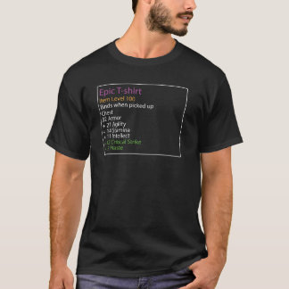 Episches Shirt