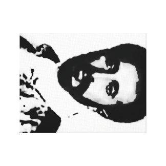 ER Haile Selassie I Leinwand-Druck Leinwanddruck