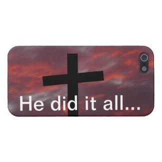 Er tat es aller… iPhone 5 case