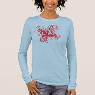 Erblicken Sie das T-Stück des Alliance-Mädchens Langarm T-Shirt