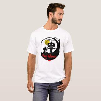 Erblicken Sie, die Vogelscheuche des Jack-O T-Shirt