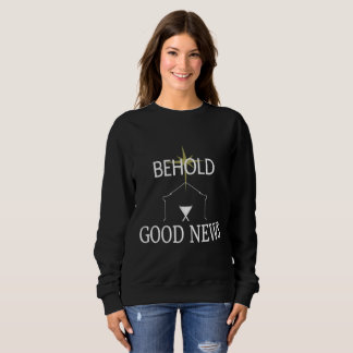 Erblicken Sie gute Sweatshirt