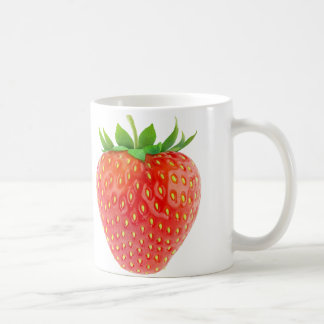 Erdbeere Tasse