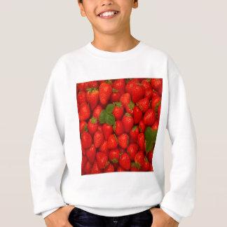 Erdbeeren Sweatshirt