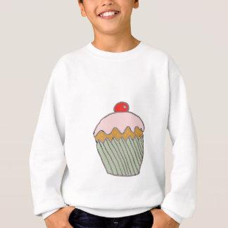 Erdbeerkleiner kuchen sweatshirt