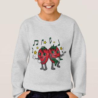 Erdbeermarmelade Sweatshirt