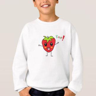 Erdbeermonster Sweatshirt