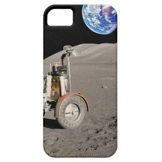 Erde und Mond iPhone 5 Case