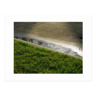 Erde, Wasser, konkret Postkarten