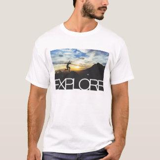 ERFORSCHEN Sie T-Shirt