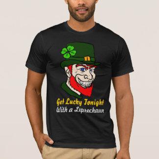 Erhalten Sie heute Abend glücklich T-Shirt