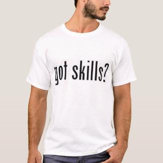 Erhaltene Fähigkeiten? T-Shirt