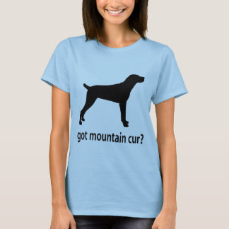 Erhaltene Gebirgskanaille T-Shirt