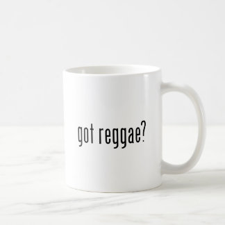 erhaltene Reggae? Kaffeetasse