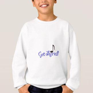 Erhaltene Texte Sweatshirt