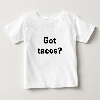 Erhaltener Tacos? Baby will sie Baby T-shirt