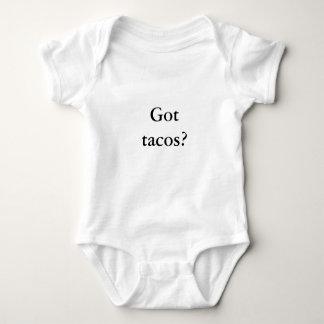Erhaltener Tacos? Baby will sie wirklich Baby Strampler