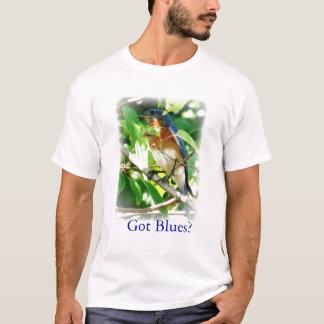 Erhaltenes BluesTee T-Shirt