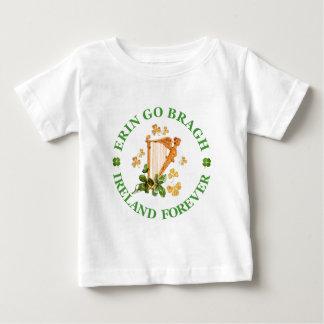 Erin gehen Bragh - Irland für immer Baby T-shirt