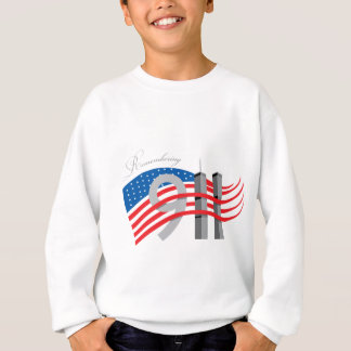 Erinnern an 911 kundengerechte Entwürfe Sweatshirt