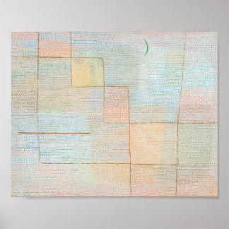Erklärung: Paul Klee 1932 Poster