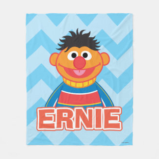 Ernie Klassiker-Art Fleecedecke