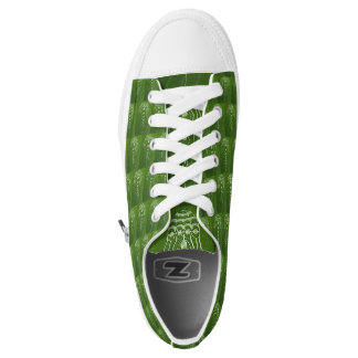 Ernte-Kreis-kosmische Tritte Niedrig-geschnittene Sneaker