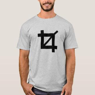 Ernte-Spitze T-Shirt