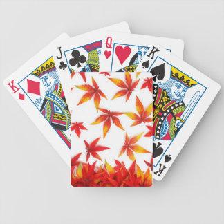 Erntedank-Tagesspielkarten Pokerkarten