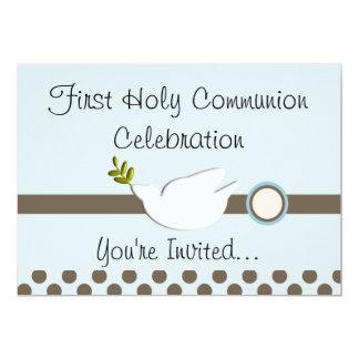 Erste heilige Kommunions-Einladungen (Mädchen) 12,7 X 17,8 Cm Einladungskarte