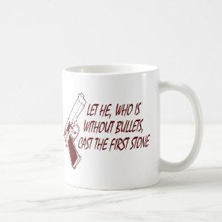Erster Stein Kaffeetasse