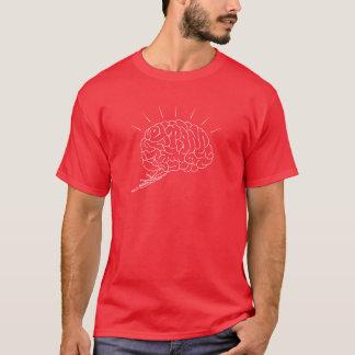 Erweitern Sie (Weiß T-Shirt