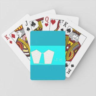 Erzengelflügel Pokerkarten