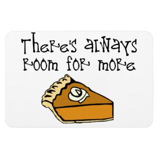Es gibt immer Raum für Torte! Eckige Magnete
