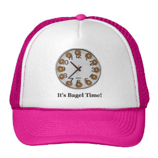 Es ist Bagel-Zeit! Retrokult Cap