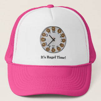 Es ist Bagel-Zeit! Truckerkappe