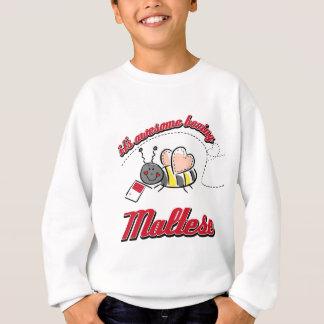 Es ist das fantastische Beeing maltesisch Sweatshirt