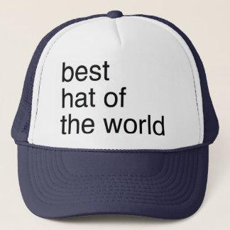 es ist der beste Hut der Welt Truckerkappe