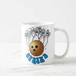 Es ist ein Streik Kaffeetasse