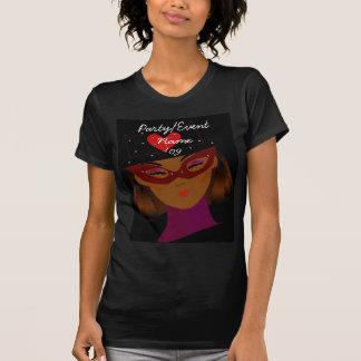 """""""Es ist mein der kundengerechte Party-"""" T - Shirt"""