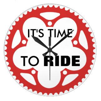 Es ist Zeit, Uhr zu reiten