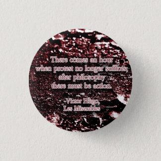 es muss geben runder button 3,2 cm
