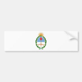 Escudode Argentinien - Wappen von Argentinien Autoaufkleber