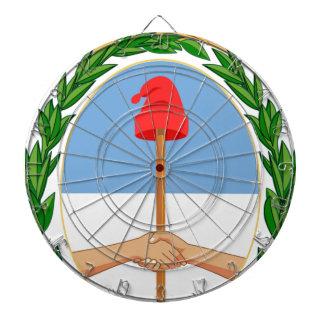 Escudode Argentinien - Wappen von Argentinien Dartscheibe