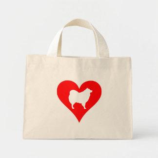 Eskie Liebe-kleine Tasche