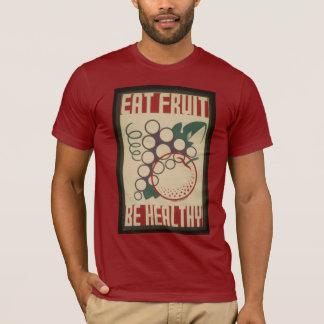 Essen Sie Frucht-Shirt T-Shirt