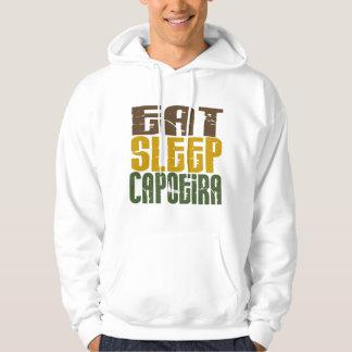 Essen Sie Schlaf Capoeira 1 Hoodie