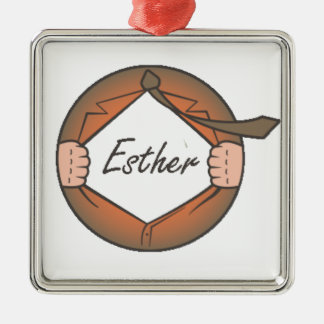 Esther Silbernes Ornament