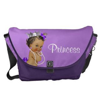 Ethnische Tasche Prinzessin-Pearls Lavender Baby Kuriertaschen