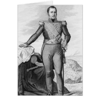 Etienne Maurice Gerard Karte